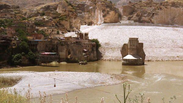 Обреченный Хасанкейф: на месте древнего города появится водохранилище