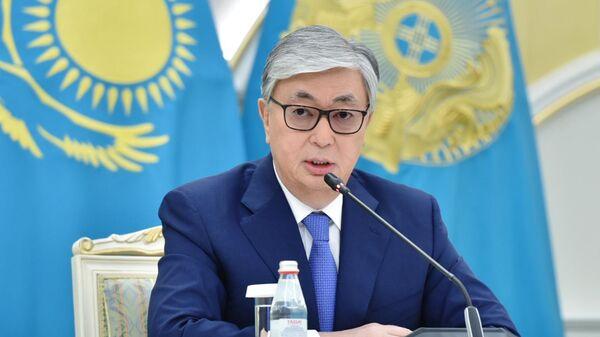 Касым-Жомарт Токаев назначил акимов