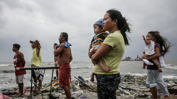 Работа фотографа Базилио  Сепе Прибрежный дозор. Филиппины