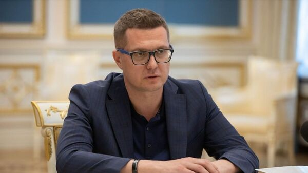 Замглавы службы безопасности Украины Ивана Баканова
