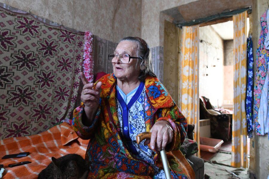 Киселева Мария Киреевна