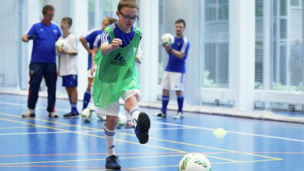 Как футбол меняет жизнь людей с синдромом Дауна