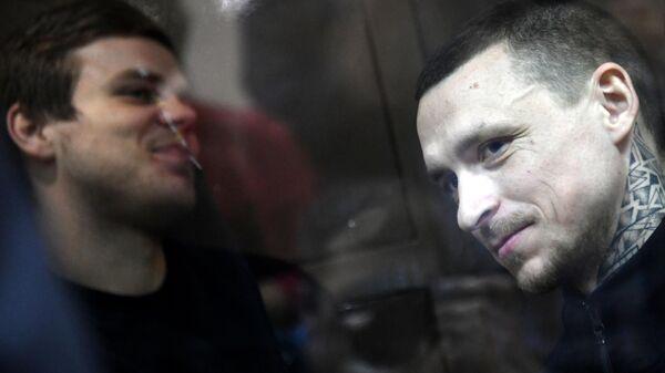 Рассмотрение жалобы на приговор А. Кокорину и П. Мамаеву