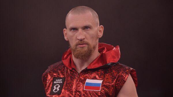Боксерское шоу в Екатеринбурге
