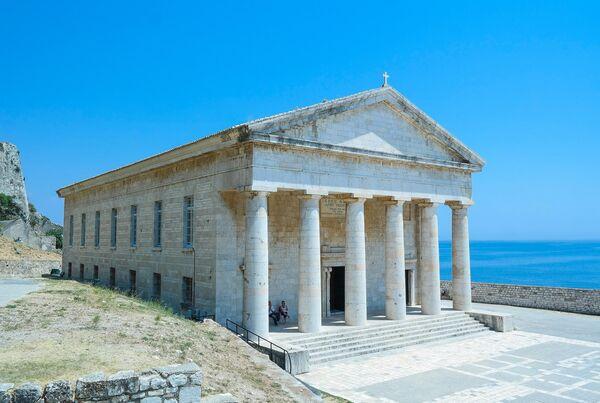 Церковь Святого Георгия на Корфу