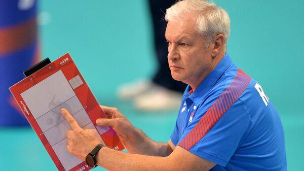 Панков: сборная РФ допускала детские ошибки в матче с американками
