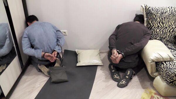 Задержание подозреваемых в финансировании террористов