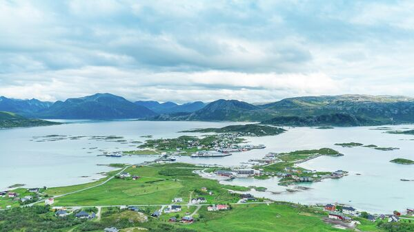 Норвежский остров Соммарёй