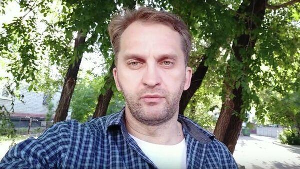 Депутат законодательного собрания Амурской области ЛДПР Сергей Труш