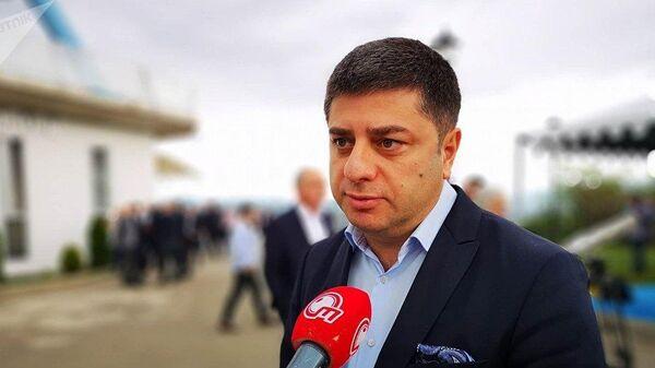 Депутат парламента Грузии Закария Куцнашвили