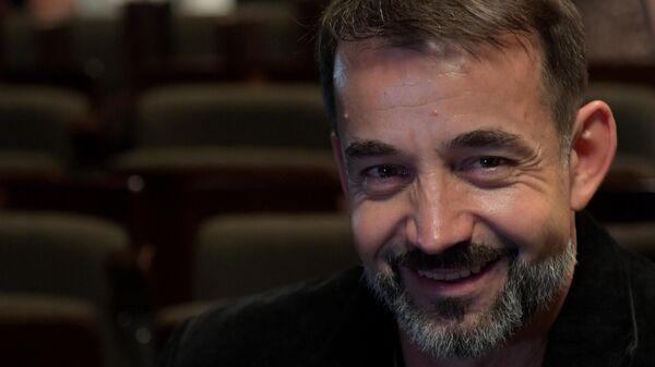 Актёр Дмитрий Певцов