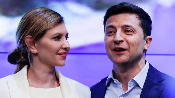 Картинки по запросу Елена Зеленская призналась в ссорах с мужем: Хочет, чтобы я была