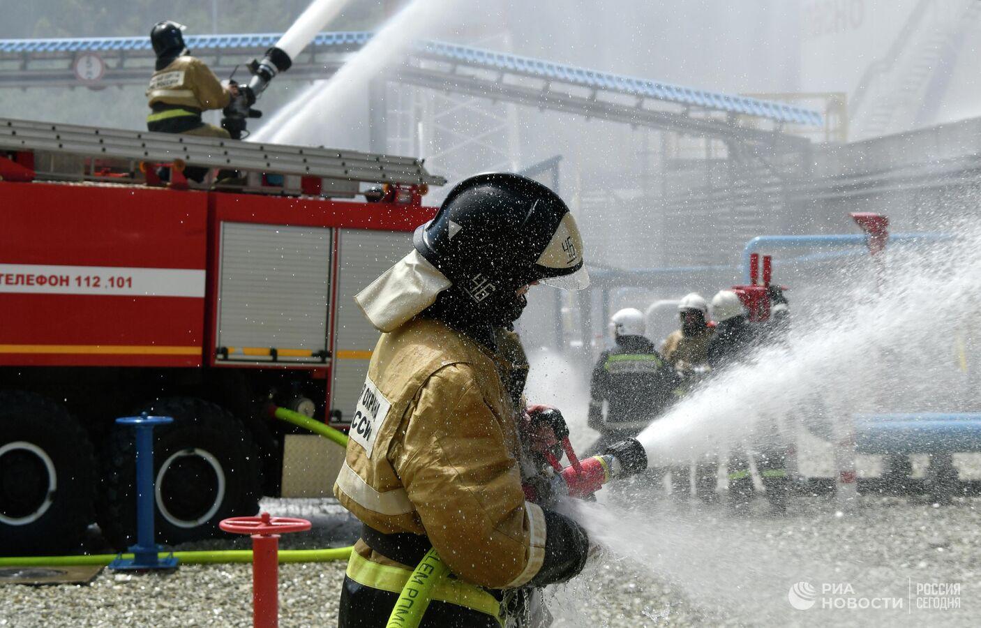 В Липецкой области при пожаре погибли две женщины