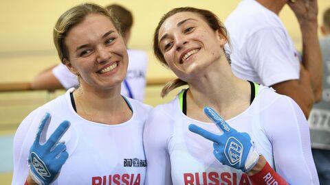 Дарья Шмелева и Анастасия Войнова
