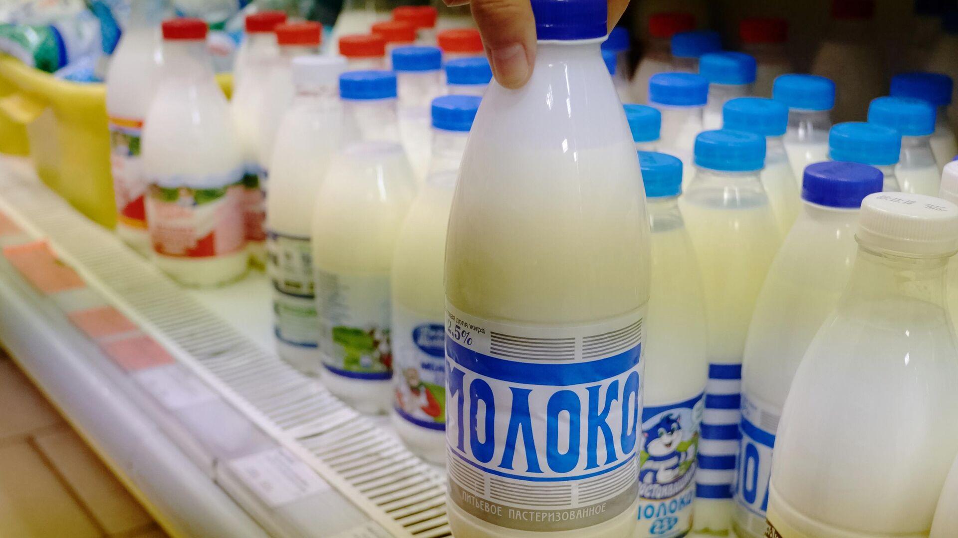 """Минпромторг рассказал о втором этапе маркировки """"молочки"""""""