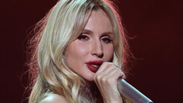 Певица Loboda