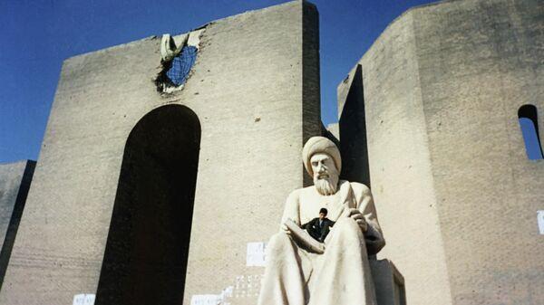 В старой части города Эрбиль - столицы Курдистана на севере Ирака.