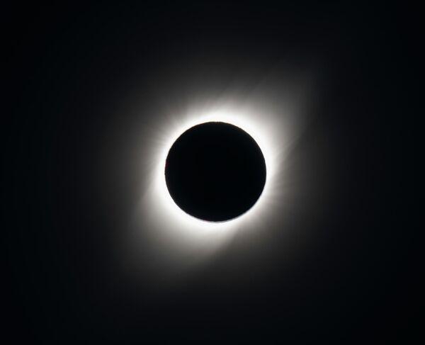Полное солнечное затмение. 2 июля 2019 года