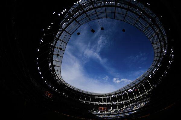 Стадион Динамо имени Льва Яшина в Москве