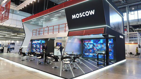 Москва представила более 40 разработок в сфере промышленности на Иннопроме-2019