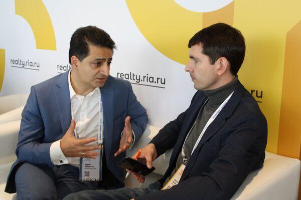 Сергей Мирзоян, заместитель руководителя департамента культурного наследия