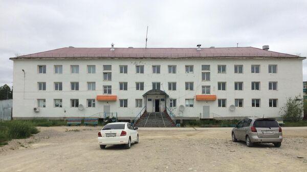 Мохсоголлохский детский дом