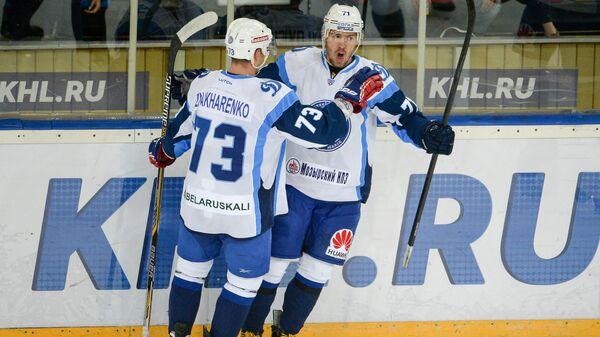 Дмитрий Знахаренко (слева) и Александр Павлович