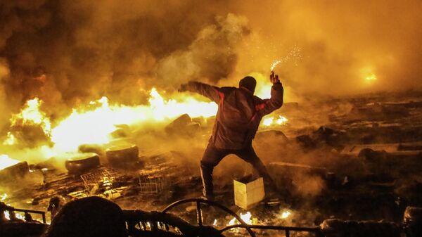 Опубликованы документы о перевороте на Украине в 2014 году