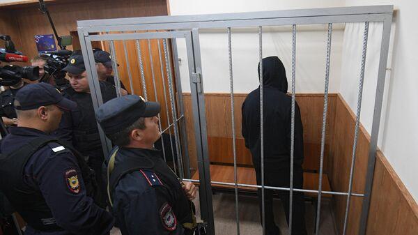Избрание меры пресечения Олегу Шишканову. 15 июля 2019