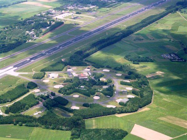 Военная авиабаза Buchel в Германии