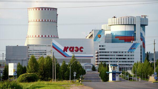 Калининская атомная электростанция