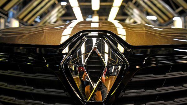 Производство автомобилей Renault