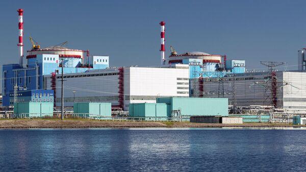 Калининская атомная электростанция в Тверской области
