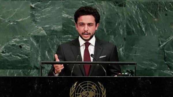 Принц Иордании Хуссейн бин аль-Абдалла