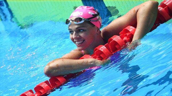 Юлия Ефимова. Чемпионат мира FINA 2019. Плавание. Второй день