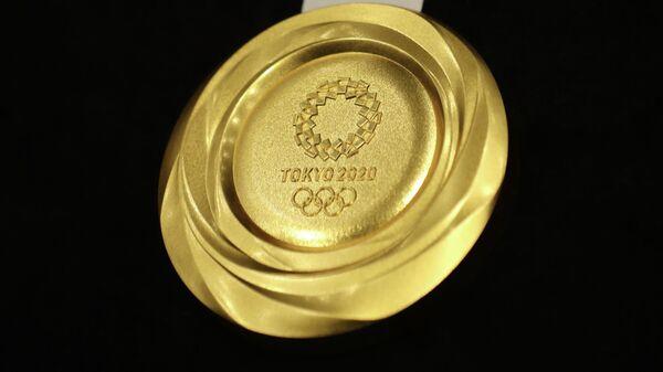Золотая медаль ОИ-2020 в Токио