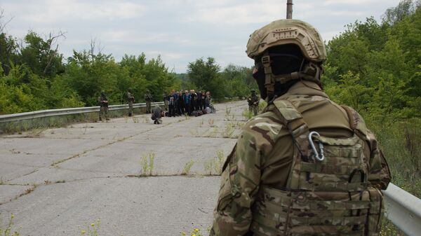 Передача заключенных Украине в ЛНР