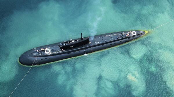 Дизель-электрическая подводная лодка Б-271 Колпино