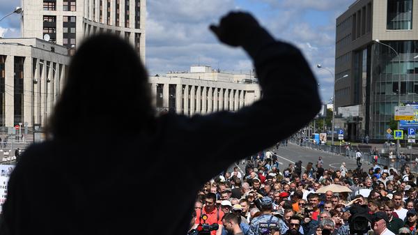 Чем грозит участие в несогласованных акциях россиянам