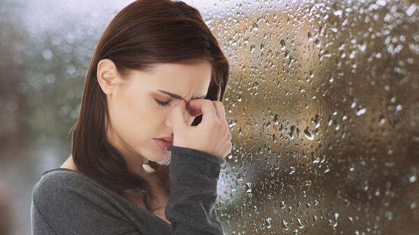 Погода влияет на самочувствие