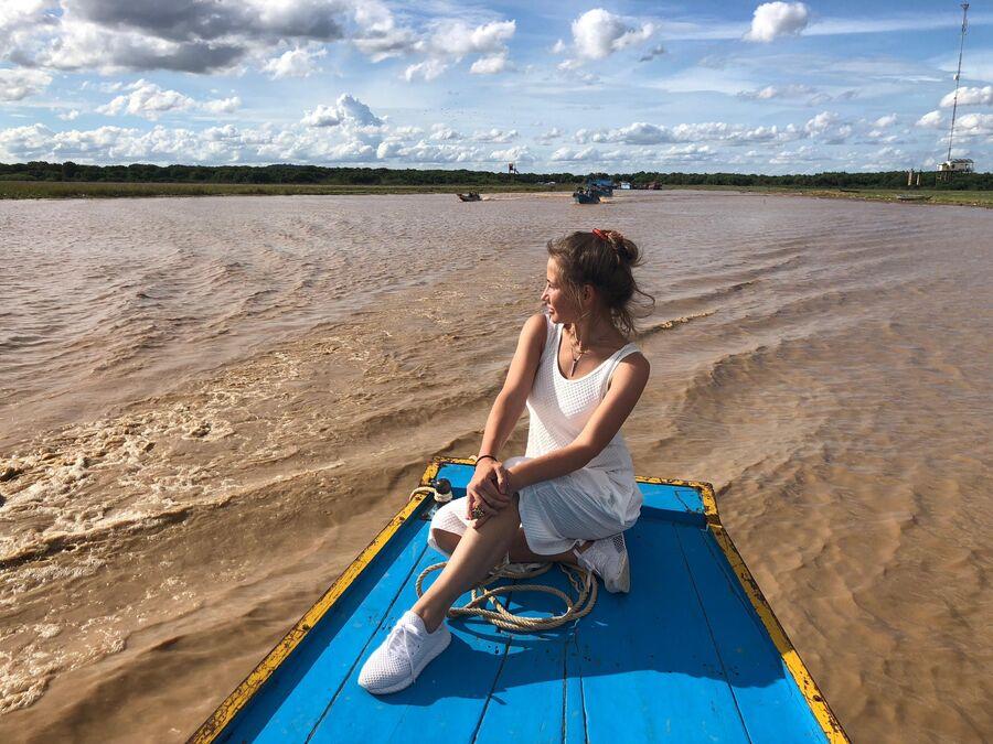 Камбоджа, Азия