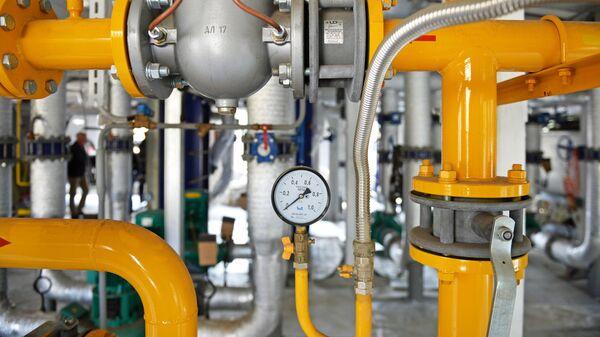 Пуско-наладочные работы в новой газовой котельной ОАО СИЗ в Екатеринбурге
