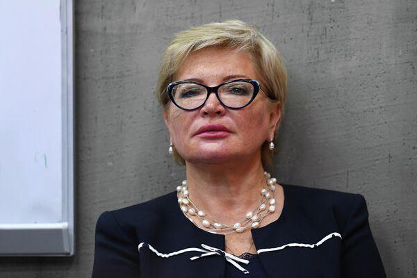 Светлана Бик– исполнительный директор НАКДИ, Председатель Экспертного совета по рынку долгосрочных инвестиций при Банке России