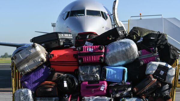 Багаж пассажиров