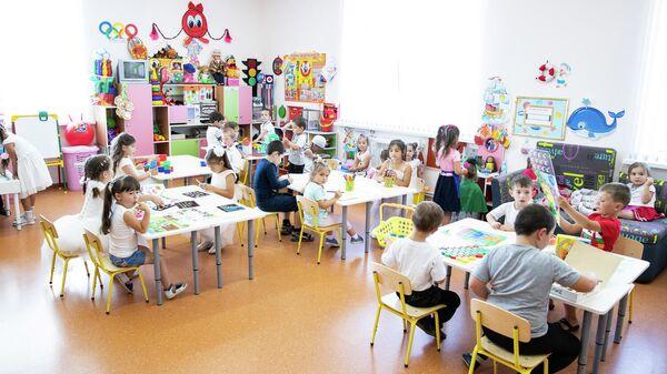 Детсад с яслями на 120 места открылся в Хабезском районе КЧР