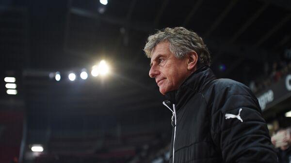 Экс-главный тренер сборной Алжира по футболу француз Кристиан Гуркюфф