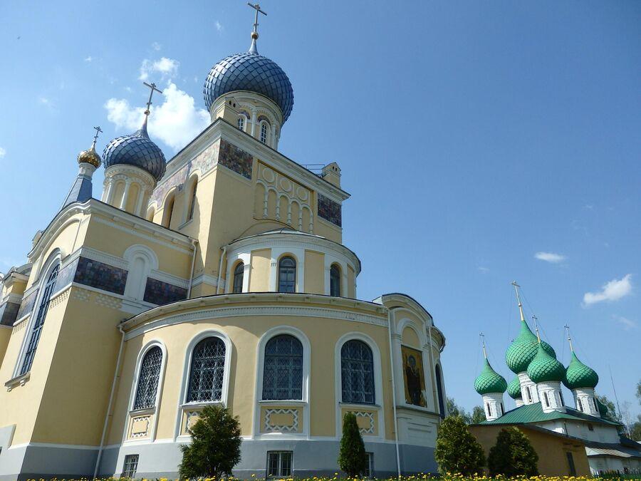 Церковь Иоанна Постника