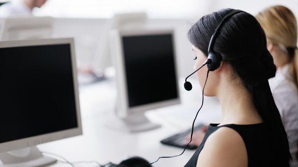Сотрудник call-центра