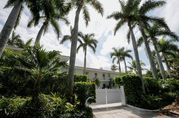 Резиденция Джеффри Эпштейна в Палм-Бич, Флорида
