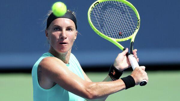 Теннисистка Светлана Кузнецова (Россия)